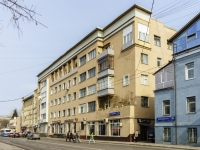 Пресненский район, улица Конюшковская, дом 30. многоквартирный дом