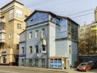 Пресненский район, улица Конюшковская, дом 30 с.3. многофункциональное здание