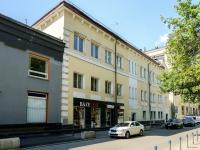 Пресненский район, Расторгуевский переулок, дом 3 с.18. офисное здание