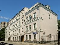Пресненский район, Расторгуевский переулок, дом 4 с.2. офисное здание