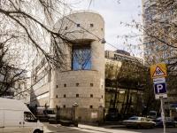 Пресненский район, улица Большая Бронная, дом 6 с.3. синагога