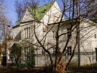 Пресненский район, улица Большая Бронная, дом 10. банк