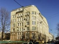 Пресненский район, улица Большая Бронная, дом 23. офисное здание