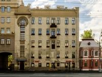 Пресненский район, улица Садовая-Кудринская, дом 8. офисное здание