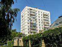 Пресненский район, улица Малая Грузинская, дом 25 с.2. многоквартирный дом