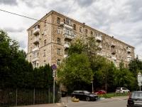 Пресненский район, улица Малая Грузинская, дом 29. многоквартирный дом