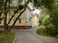 Пресненский район, Верхний Предтеченский переулок, дом 10. детский сад