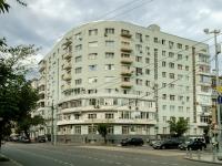 Пресненский район, площадь Тишинская, дом 8. многоквартирный дом