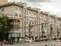 Пресненский район, проезд Шмитовский, дом 1. многоквартирный дом