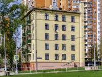 ,  , house 13 с.1. 公寓楼