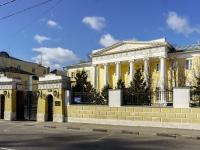 Таганский район, улица Гончарная, дом 16 с.1. офисное здание