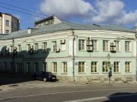 Таганский район, улица Гончарная, дом 17. офисное здание