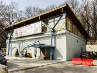 улица Земляной Вал, дом 57 с.7. музей