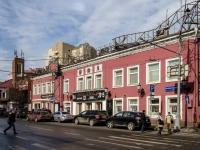 улица Земляной Вал, дом 76/21СТР1. театр Московский театр на Таганке