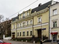 Таганский район, Лыщиков переулок, дом 5 с.1А. офисное здание