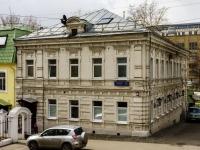 Таганский район, Лыщиков переулок, дом 12 с.1. офисное здание