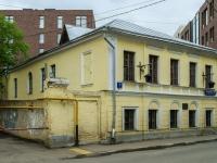 Пестовский переулок, дом 2 с.1. театр Московский областной государственный театр кукол