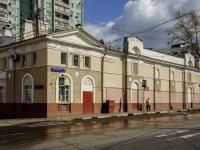 Таганский район, улица Большая Андроньевская, дом 5 с.2. офисное здание