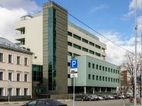 Таганский район, улица Большая Андроньевская, дом 6. офисное здание