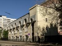 Таганский район, улица Большая Андроньевская, дом 17А. офисное здание