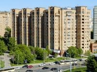Таганский район, улица Большая Андроньевская, дом 25/33. многоквартирный дом