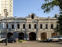 , st Shkolnaya, house 14-24 с.1. office building