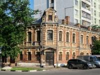 , st Shkolnaya, house 26-42 с.1. office building