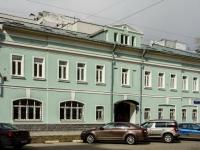 , st Shkolnaya, house 27. office building