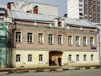 , st Shkolnaya, house 43-45. office building