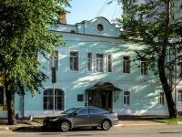 , st Shkolnaya, house 44. office building