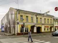 Таганский район, улица Александра Солженицына, дом 1/5. офисное здание