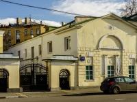 Таганский район, улица Александра Солженицына, дом 4 с.3. офисное здание