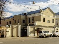 Таганский район, улица Александра Солженицына, дом 6А с.1. офисное здание