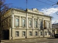 Таганский район, улица Александра Солженицына, дом 8 с.1. офисное здание