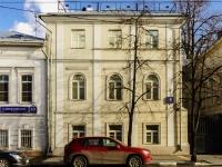 Таганский район, улица Александра Солженицына, дом 8 с.2. офисное здание