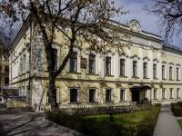 улица Александра Солженицына, дом 9 с.1. музей Усадьба Зубовых