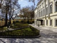 Таганский район, музей Усадьба Зубовых, улица Александра Солженицына, дом 9 с.1