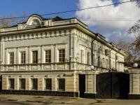 Таганский район, улица Александра Солженицына, дом 10 с.4. офисное здание