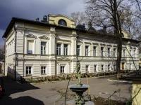 Таганский район, улица Александра Солженицына, дом 11 с.1. офисное здание