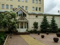 Таганский район, улица Александра Солженицына, дом 11 с.2. офисное здание