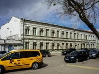 Таганский район, улица Александра Солженицына, дом 17 с.1А. офисное здание