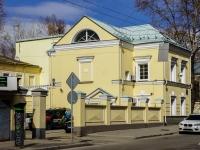 Таганский район, улица Александра Солженицына, дом 17 с.9. офисное здание