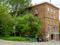 Таганский район, улица Станиславского, дом 3/9. многоквартирный дом