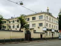 Таганский район, улица Станиславского, дом 4 с.1. банк
