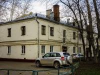 Таганский район, улица Станиславского, дом 8А. многоквартирный дом