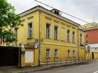 Таганский район, улица Станиславского, дом 10 с.1. офисное здание