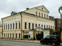 Таганский район, улица Станиславского, дом 13 с.1. офисное здание