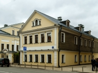 Таганский район, улица Станиславского, дом 15. ресторан Пестово