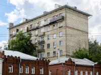 Таганский район, улица Станиславского, дом 18. многоквартирный дом
