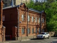 Таганский район, улица Станиславского, дом 20 с.1. офисное здание